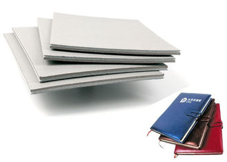 FSC Special Paper Sponge Coated Grey Board for Notebook Cover / Wine Box